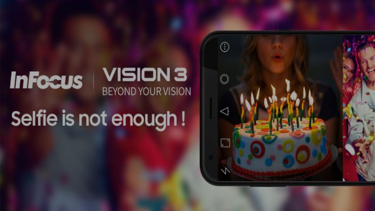 infocus vision 3 specifications