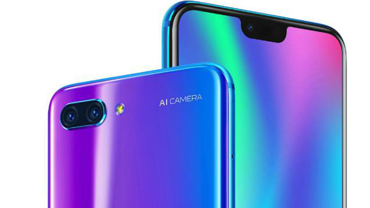honor 10 launched in India. Know the Honor 10 specifications