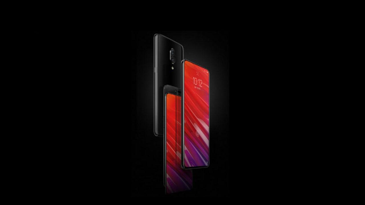 lenovo z5 pro specifications price in india in display finger print sensor