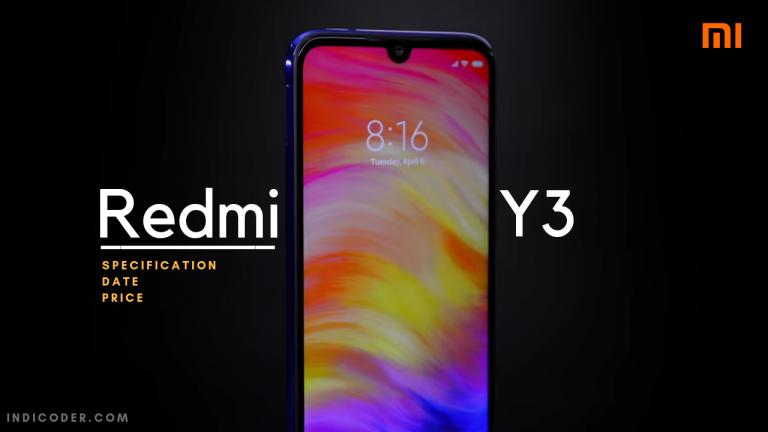 Redmi Y3 - Note 7
