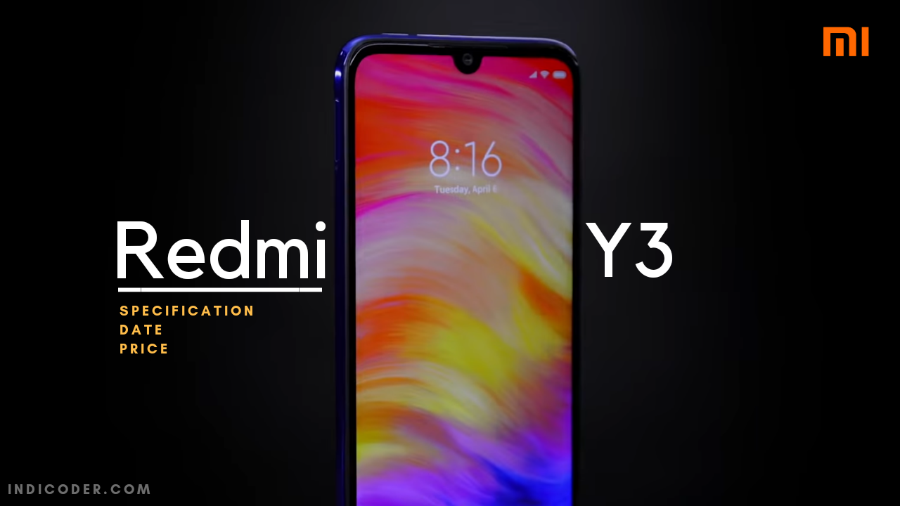Redmi Y3 - Note 7