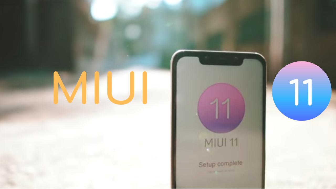 MIUI 11 Photo , MIUI , MIUI11 , MIUI 11 Frist Impression