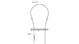 apple neckband airpods patent