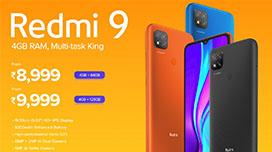 redmi 9 specification price in india