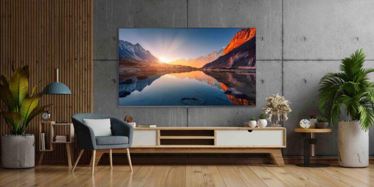 mi qled tv price india