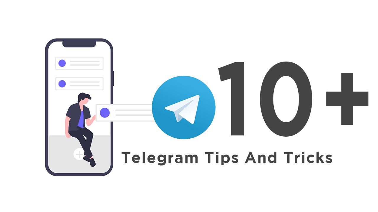 telegram features telegram tips and tricks 2021